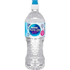 Nestle Purified Bottled Water 2367 fl