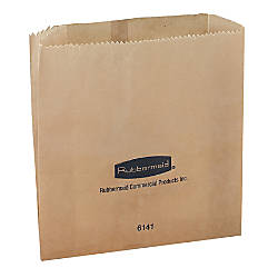 Rubbermaid Napkin Receptacle Liners Case Of