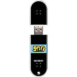 EP Memory 8GB SkateDrive USB Flash