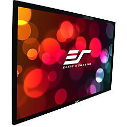 Elite Screens ER120WH1 A1080P3 Sable Frame