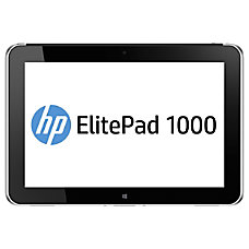 HP ElitePad 1000 G2 Tablet 101