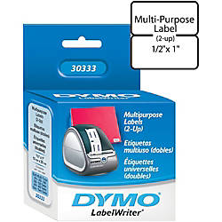 Dymo LW Multi Purpose Labels 12