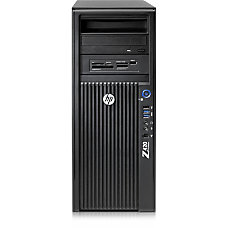 HP Z420 Convertible Mini tower Workstation