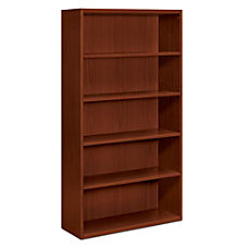 HON Arrive 5 Shelf Bookcase 29