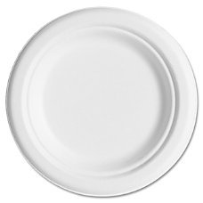 Eco Products Sugarcane Plates 6 20PKCT