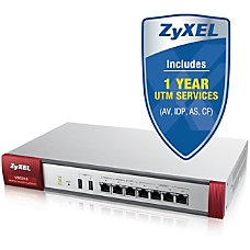 ZyXEL USG210 Next Generation USG Firewall