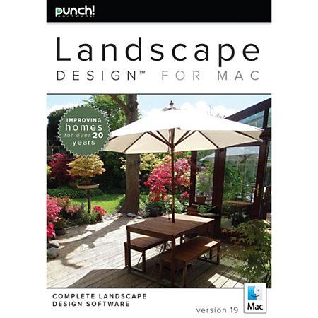 Punch landscape design for mac v19 download version by Punch home design studio for mac v19