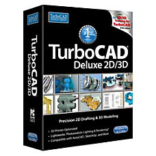 TurboCAD Deluxe 2016 Download Version
