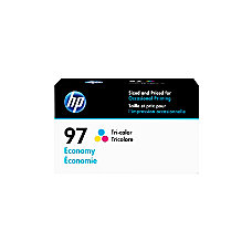 HP 97 Economy Yield Tri Color