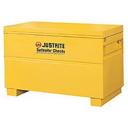 Justrite SafeSite Steel Tool Storage Chest