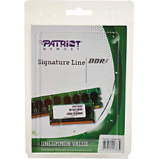Patriot Memory Signature 4GB DDR3 SDRAM