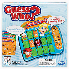 Hasbro Guess Who Board Game