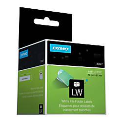 DYMO LabelWriter 30327 File Folder Labels