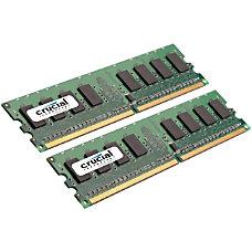 Crucial 16GB kit 8GBx2 240 pin