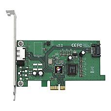SIIG eSATA II PCIe ie Adaptor