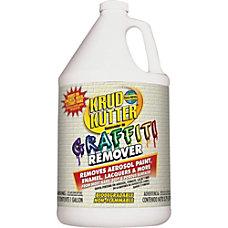 Krud Kutter Graffiti Remover 128 Oz