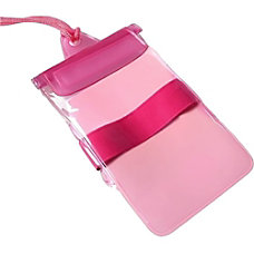 MOTA Waterproof Container for SmartPhone Pink