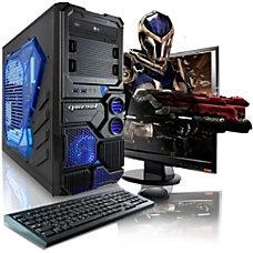 CybertronPC Borg Q GM4213A Desktop Computer