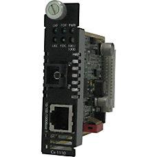 Perle C 1110 S1SC10D Media Converter