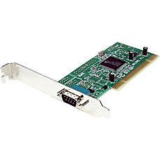StarTechcom 1 Port PCI RS232 Serial