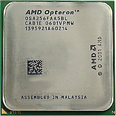 HP AMD Opteron 6344 Dodeca core