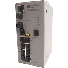 Allied Telesis AT IFS802S Ethernet Switch