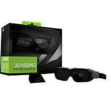NVIDIA 3D Vision 2 Wireless Glasses
