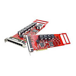 Comtrol RocketModem uPCI IV 8 Port
