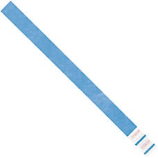 Office Depot Brand Tyvek Wristbands 34