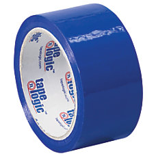 Color Carton Sealing Tape Blue 2