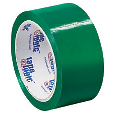 Color Carton Sealing Tape Green 2