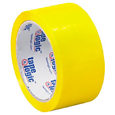 Color Carton Sealing Tape Yellow 2