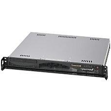 CybertronPC Quantum SVQJA124 Rack mountable Server