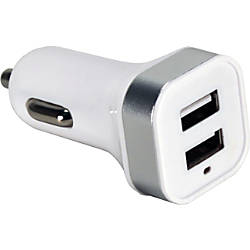 QVS 2 Port 34Amp USB Smart