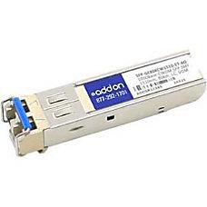 AddOn Juniper Networks SFP GE80KCW1510 ET