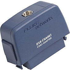 Fluke Networks DSX Series Coaxial Adapter