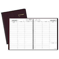 AT A GLANCE Weekly Appointment Book
