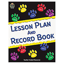 Teacher Created Resources 40 Week Lesson