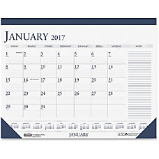 House of Doolittle Two Color Monthly