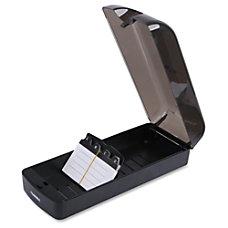 Lorell Desktop Business Card File 650