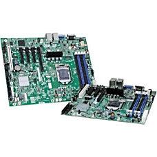 Intel S1200BTLR Server Motherboard Intel C204