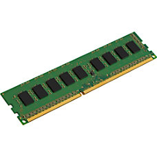 Kingston 4GB Module DDR3 1600MHz