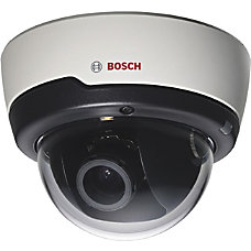 Bosch FlexiDome Network Camera Color Monochrome