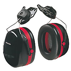 PELTOR DUAL CUP HELMET ATTACHMENT HEARING