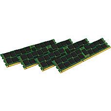 Kingston 32GB Kit 4x8GB DDR3 1600MHz