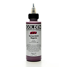 Golden Matte Fluid Acrylic Paint 4