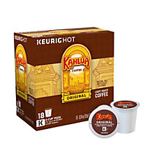 Timothys World Coffee Kahlua Coffee K