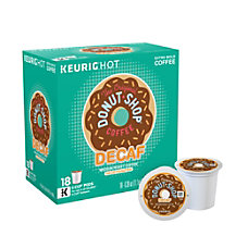 Coffee People Donut Shop Decaffeinated Coffee