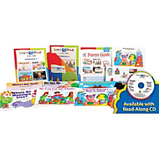Creative Teaching Press Learn To Read