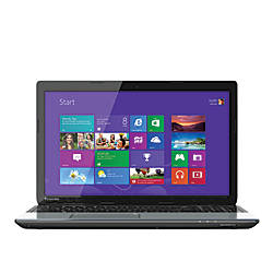 "Toshiba Satellite® S55-A5176 Laptop Computer With 15.6"" Screen & Intel® Core™ i7 Processor With Turbo Boost Technology"